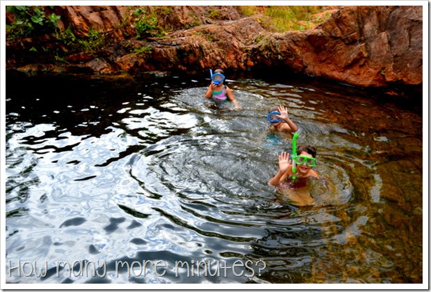 Buley Rockhole at Litchfield Nat'l Park | How Many More Minutes?