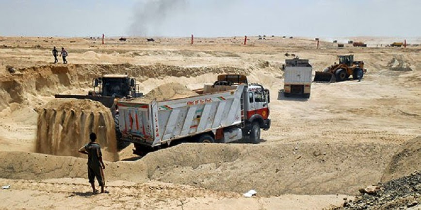 Concerns raised over Suez Canal expansion project