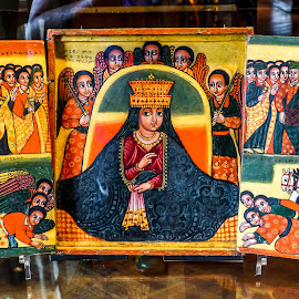 by Abhay Desai - Artistic Objects Antiques ( colourful, minature, art, painting, antique, religious )