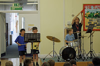 Drumming Concert - June 2015
