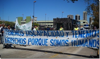 27 - 03 - Protesta Disca Retiro