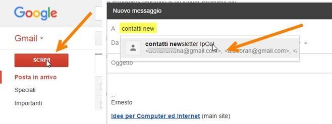 nome-gruppo-gmail