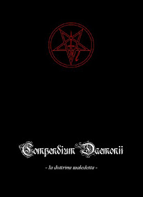 Cover of Anonymous's Book Compendium Daemonii In Latin