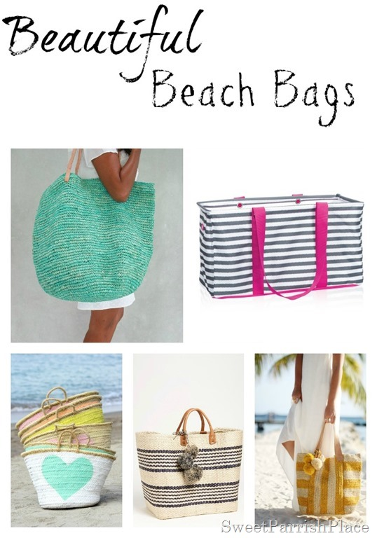 PicMonkey Collage-beach bags