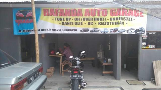 Info Bengkel Mobil Lawas Surabaya dan Sekitarnya