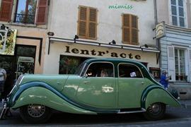 Panhard 1937 Dynamic Parisienne