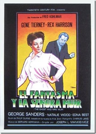 El fantasma y la señora Muir (1947)