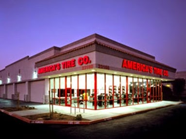 America's Tire Store (same as Discount Tire)