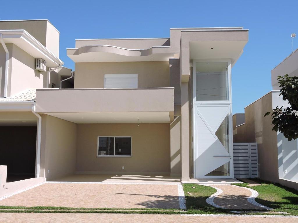 Casa 3 Dorm, Centro, Paulinia (CA1429)