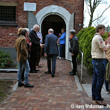Dodenherdenking 4 mei 2015 Nieuwe Pekela - Foto's Harry Wolterman