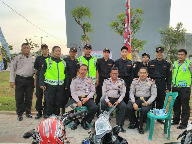 Senkom Sepatan Giat Pam Operasi lilin 2015