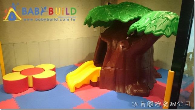 BabyBuild 室內兒童遊戲設備施工組裝
