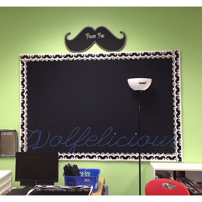 photo of Wolfelicious classroom