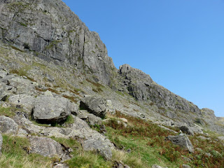 Looking up to Jacks Rake