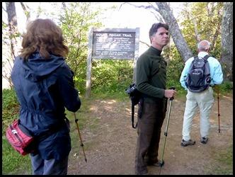 04a2 - Hike to Mt. Pisgah Summit - Sharon, David, Bill