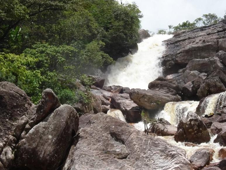 Cachoeira do Paiva, Amajarì - Roraima, foto: Skyscrapercity