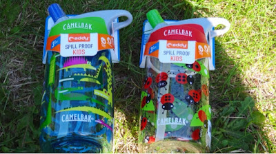 Camelbak Eddy spill proof kids water bottle