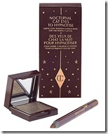 Charlotte Tilbury Nocturnal Cats eyes shadow and liner - other colours