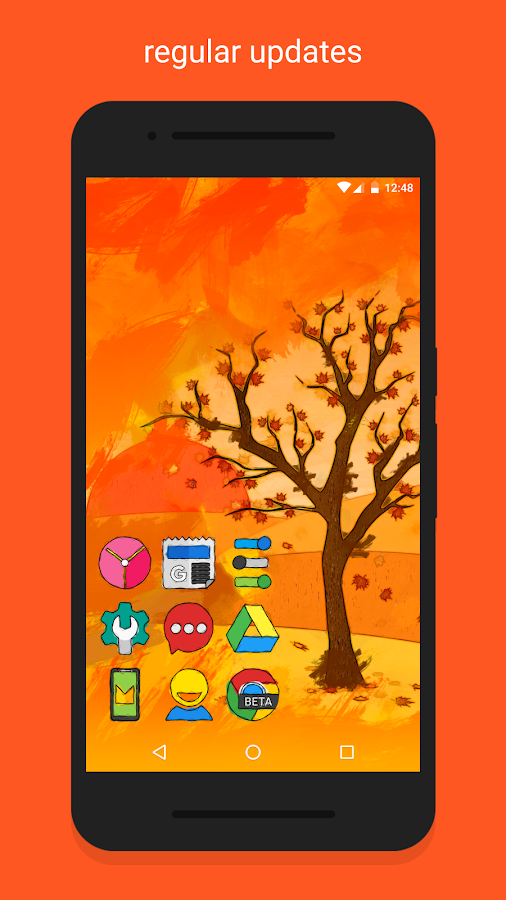 Drawon - Icon Pack Screenshot 2