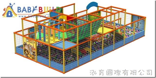BabyBuild 親子館兒童遊具設計