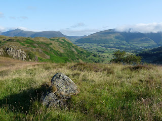 Blencathra from Wren Crag.