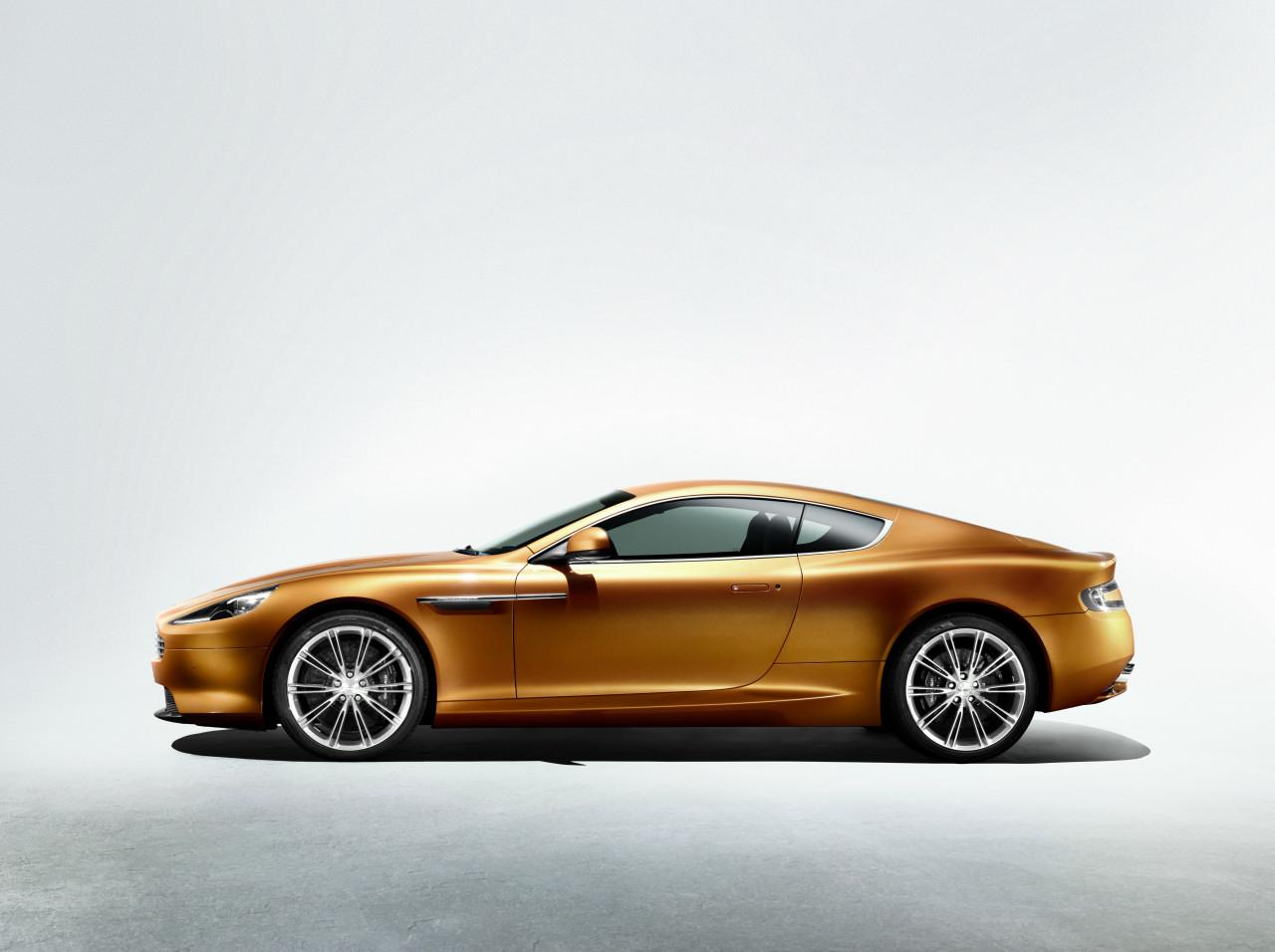 Aston Martin Virage in only