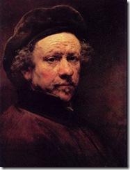 Rembrandt van Rijn2. Autoportret. 1657