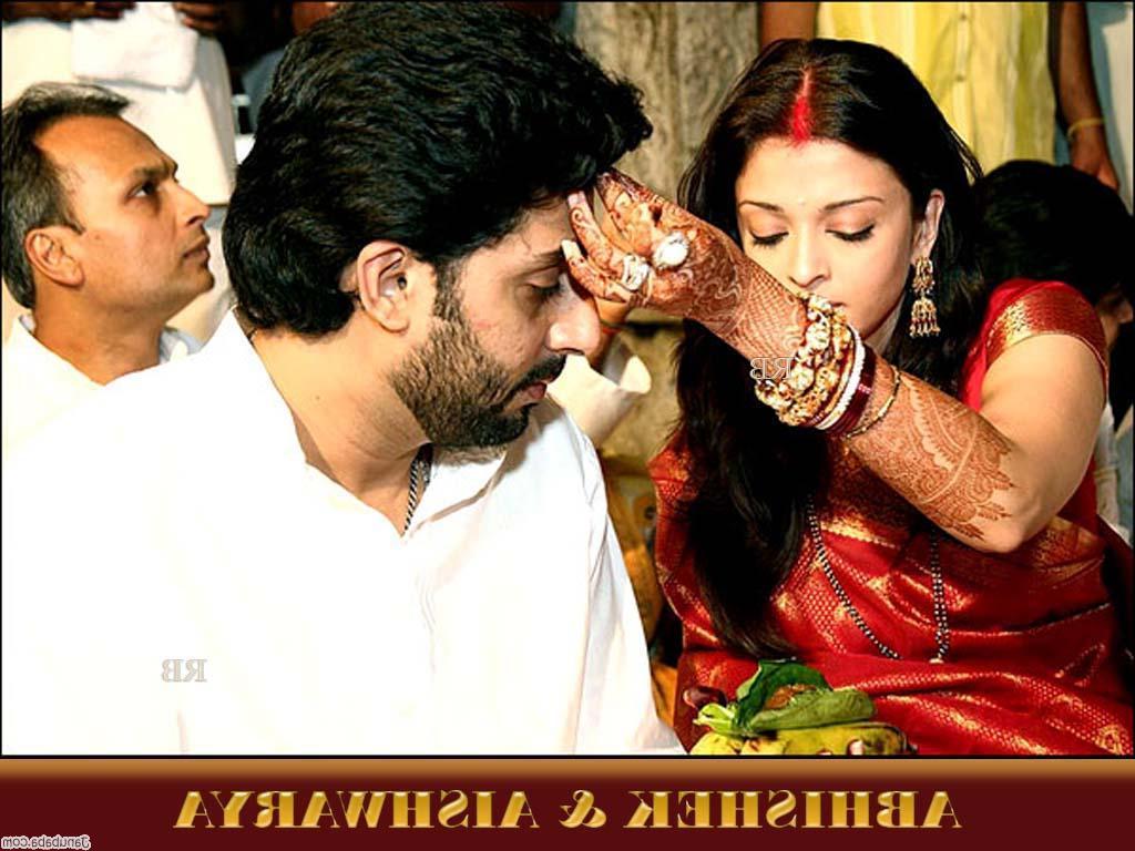 Abhishek Bachchan & Aishwarya