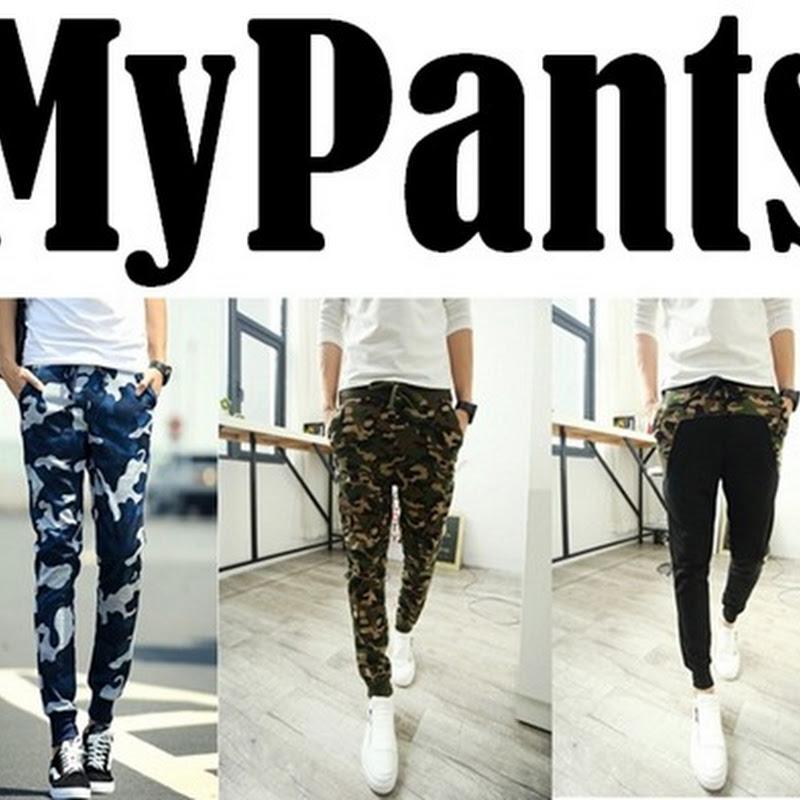 MYPANTS : Khas untuk peminat Trackpants !