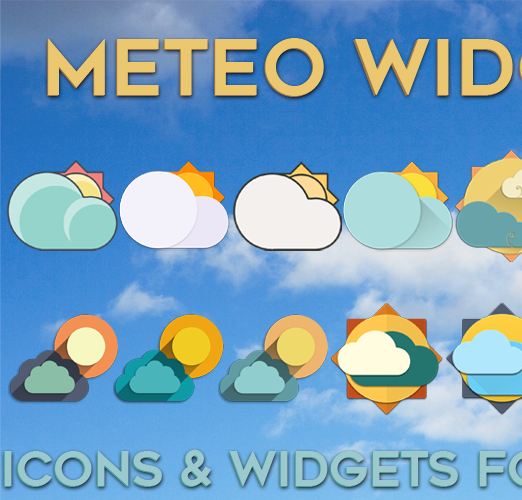 Meteo Widgets By LP II Screenshot