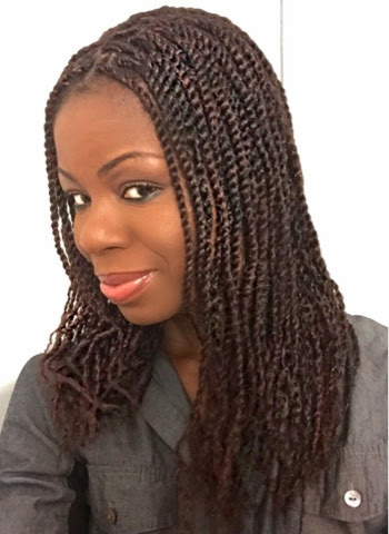 Marley Braids Protective Style Passion Fruit Control