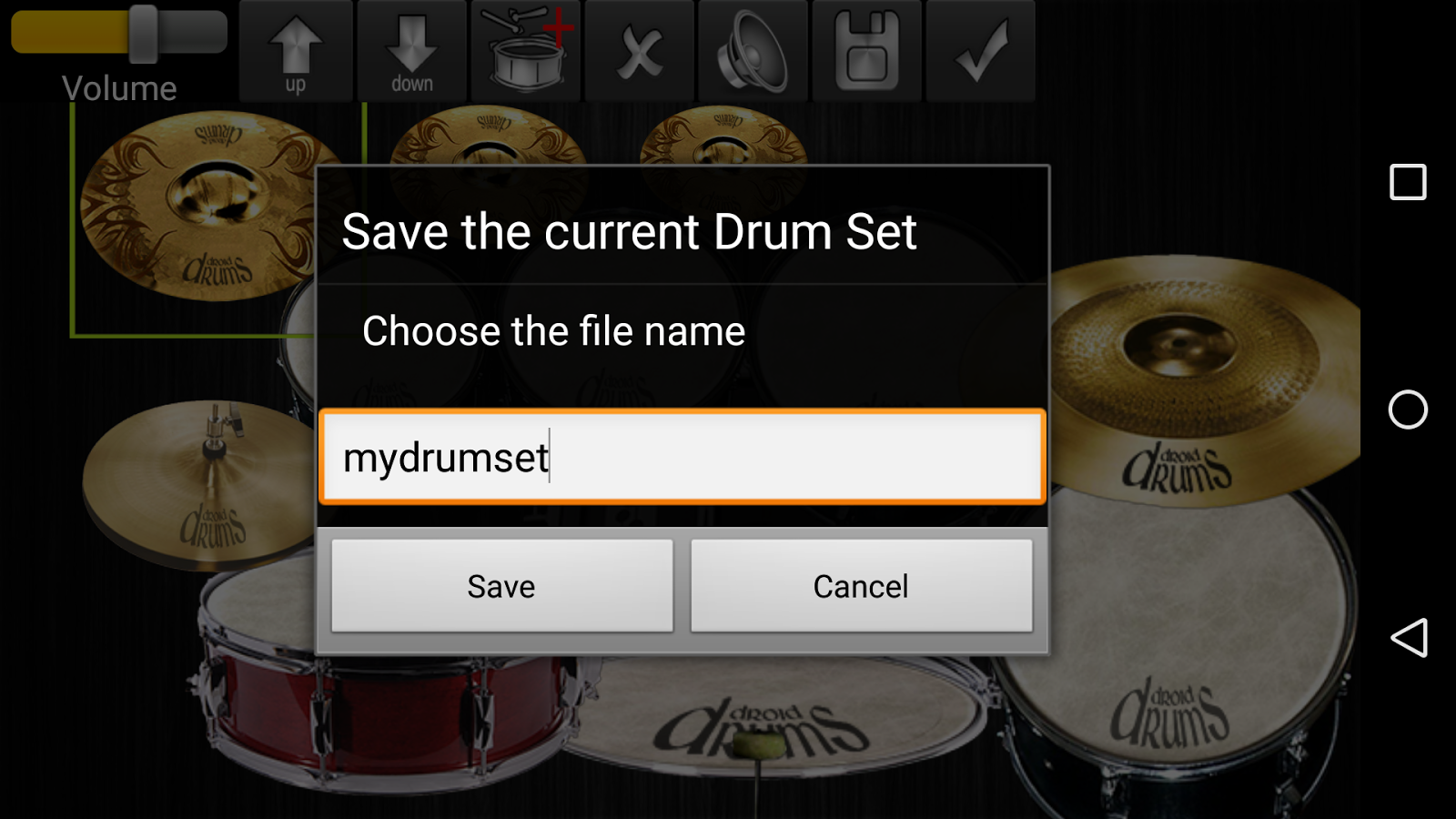 Drums Droid HD 2016 Screenshot 5