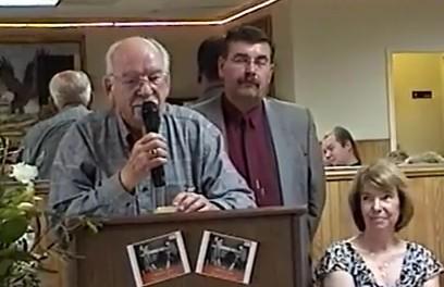 Video still from 50th Anniversary Banquet - courtesy Loreen Makishima