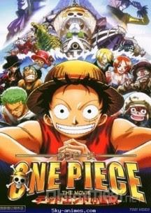 Đảo Hải Tặc 7 : Tên Khổng Lồ Trong Lâu Đài Karakuri - One Piece Movie 7: Karakuri Castle's Mecha Giant Soldier