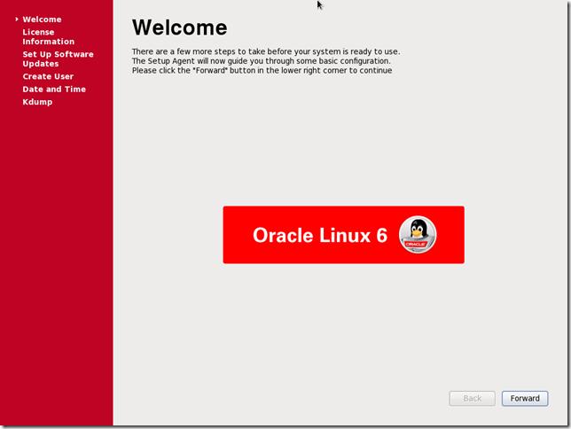 Install OS Screen 36