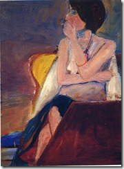 Richard-Diebenkorn-Girl-Smoking