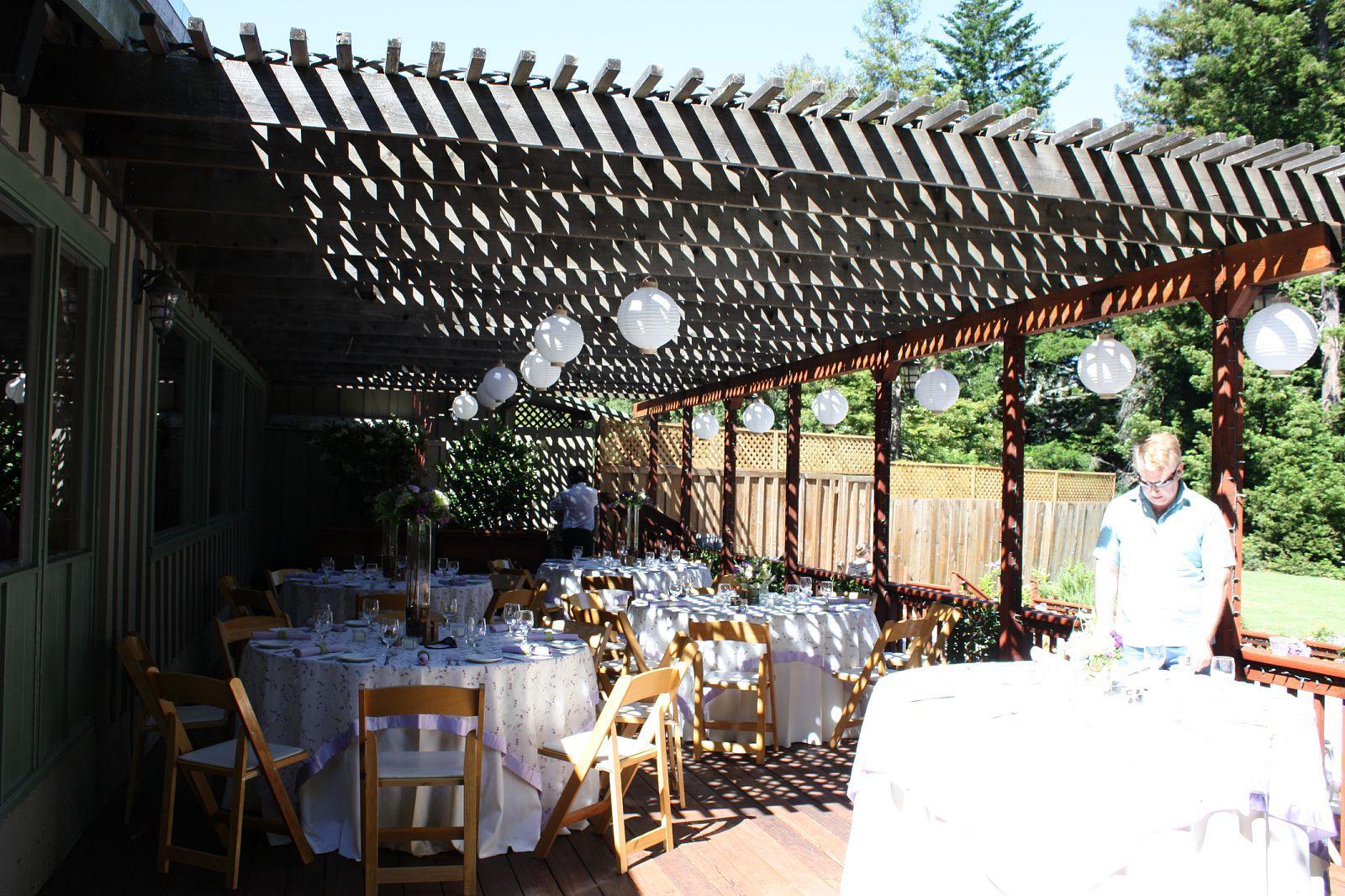 A Woodside Wedding: What