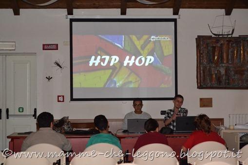 Io ci sono e tu 2015 - 12 novembre - La cultura Hip Hop (3)