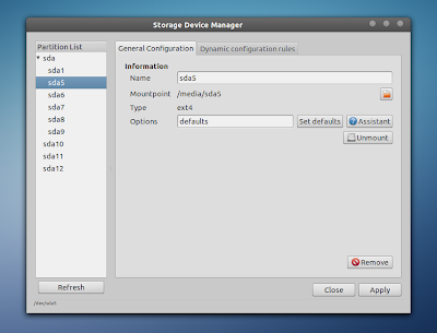 Storage Device Manager pysdm