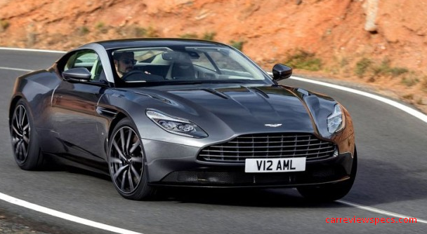 2017 Aston Martin DB11 Top Speed Rumors Car Review Specs
