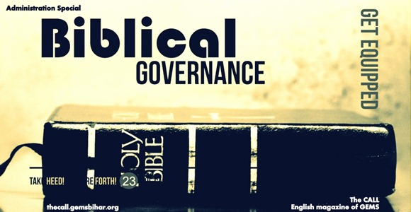 Biblical Governance_The CALL
