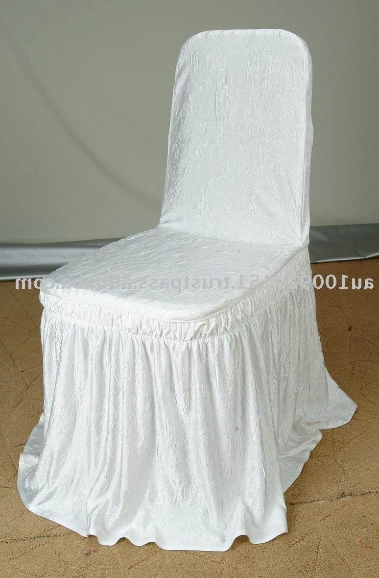 how to dress a chair wedding