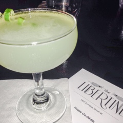 The Libertine Toronto: drink