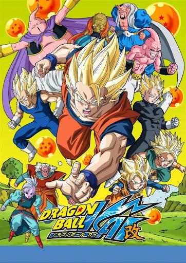 Dragon Ball Kai: Mùa Mới - Dragon Ball Kai...