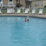 Jeff and Bryan in the pool in Destin FL 03182012b