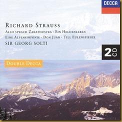 Solti Strauss Poemas sinfónicos