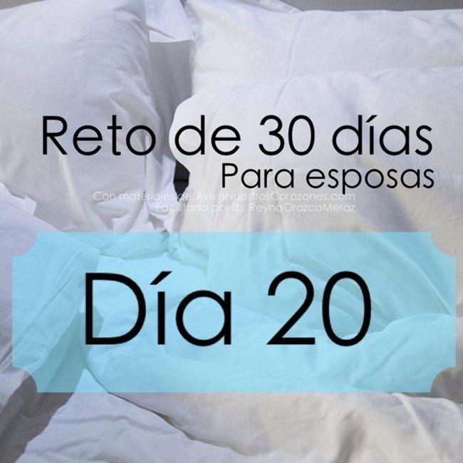 20 Bienvenida Reto de 30 dias para mujeres casadas Reyna Orozco Meraz AvivaNuestrosCorazones Nancy Leigh Demoss