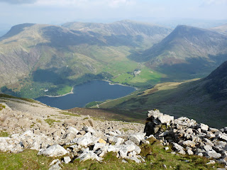 Robinson and Fleetwith Pike from High Stile