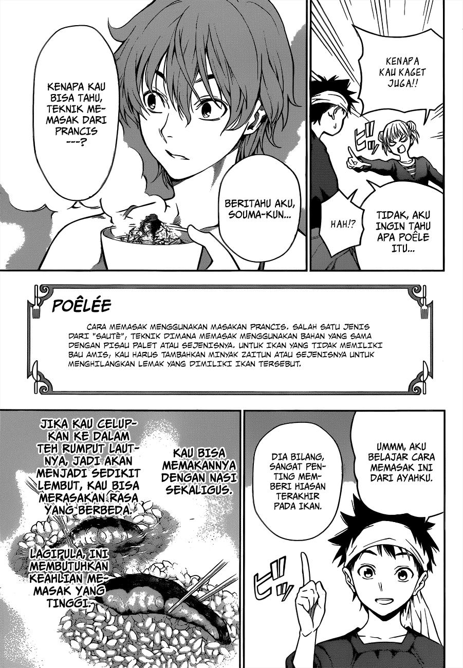 Shokugeki no Souma Chapter 8-11
