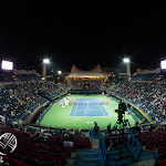 Dubai Night Tennis